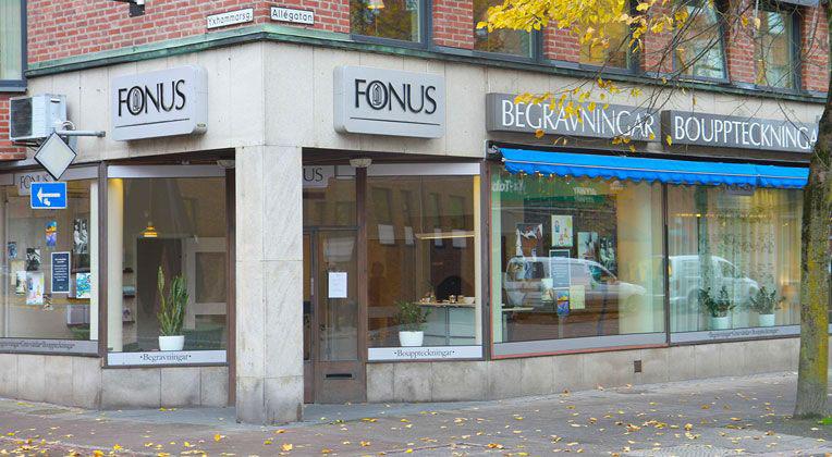 fonus begravningsbyrå borlänge