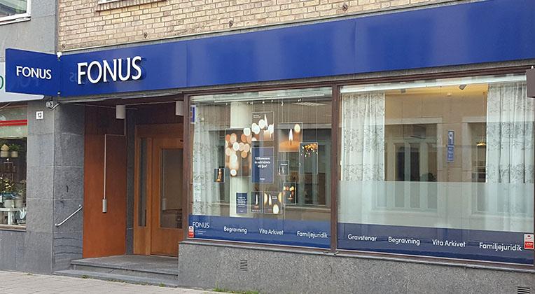 fonus begravningsbyrå nyköping